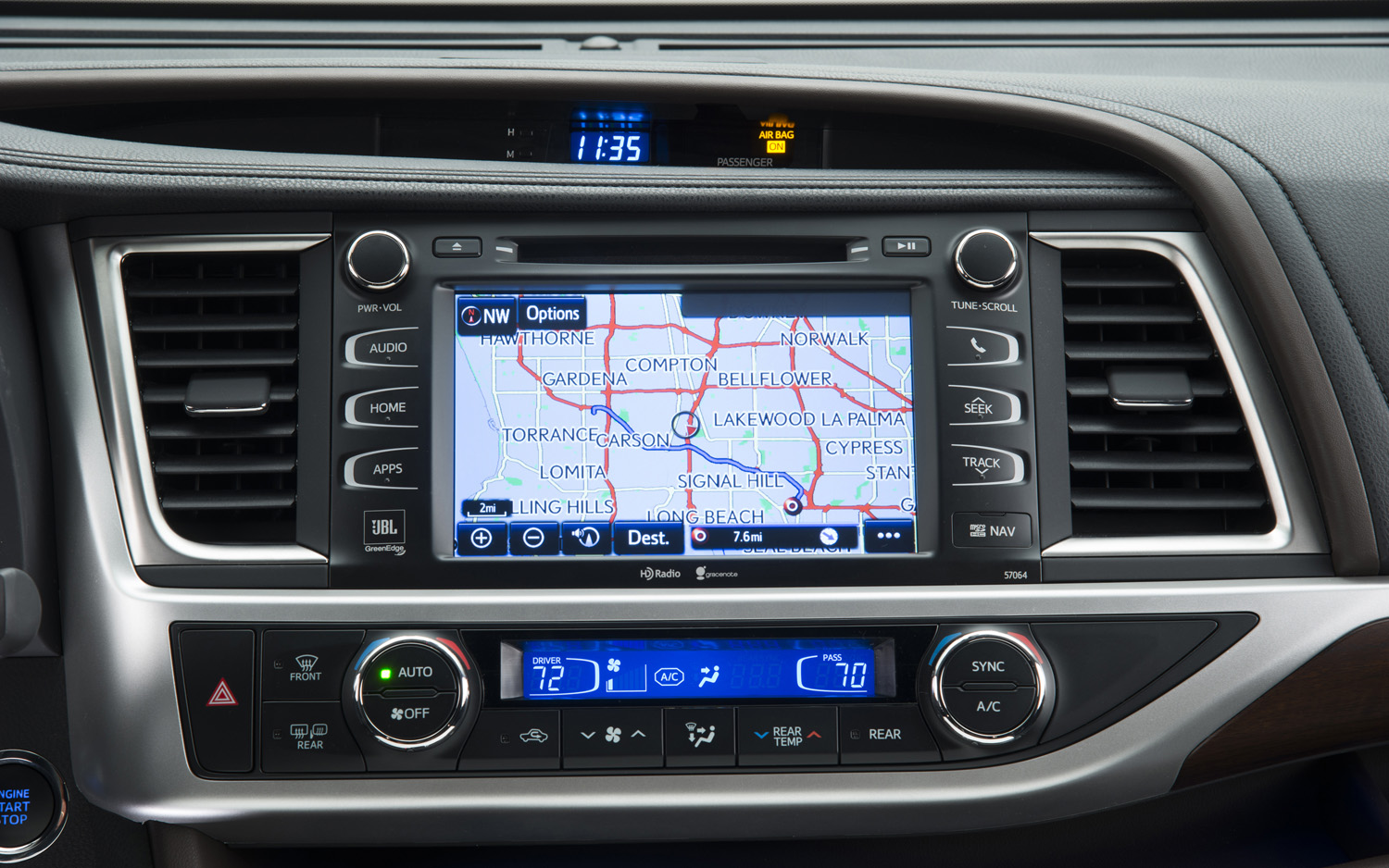 Advanced Dealer Services L Toyota Oe Multimedia Navigation