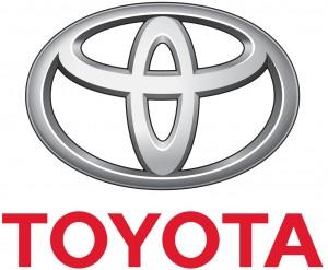 Toyota brand unit CMYK