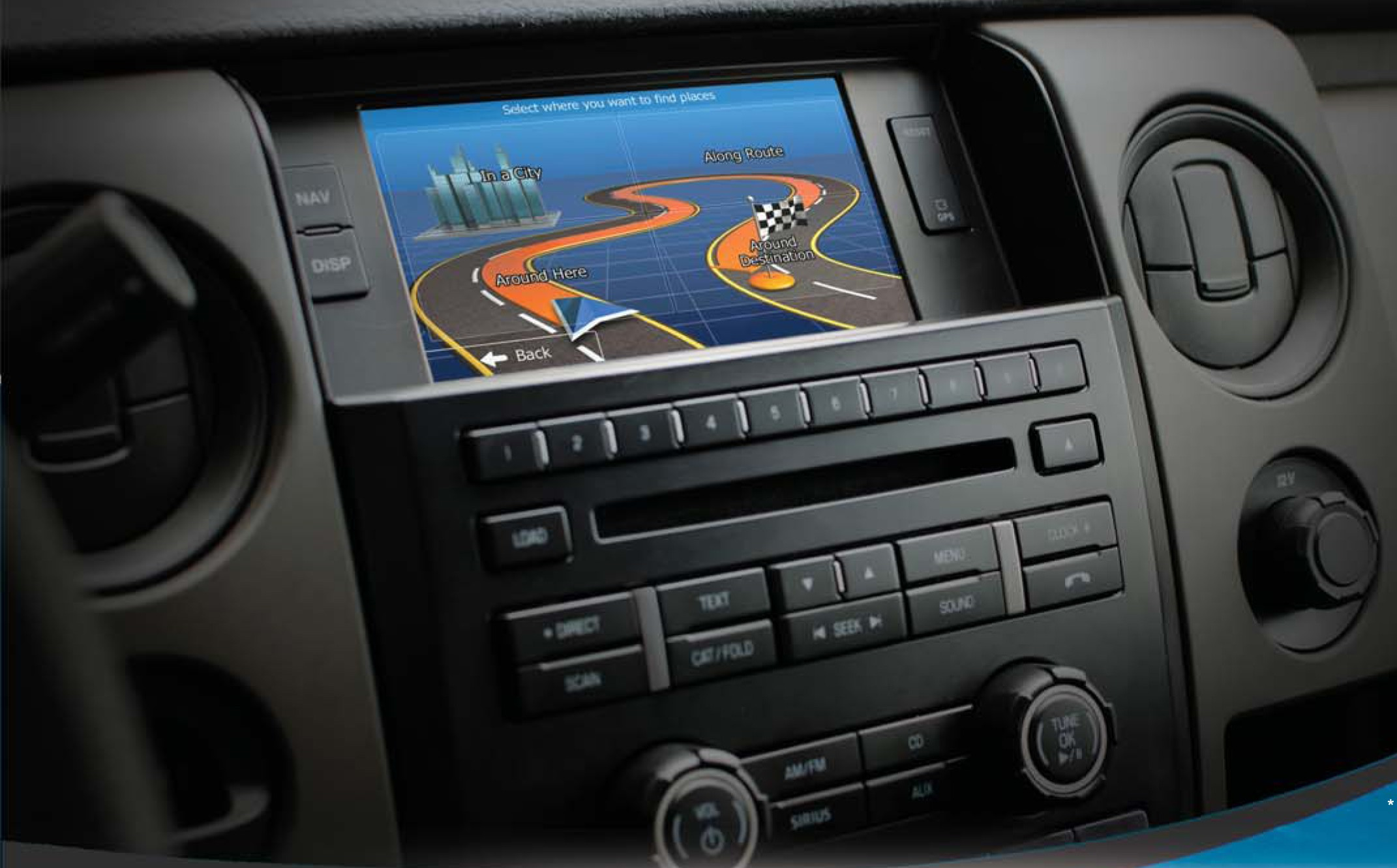 Advanced Dealer Services l Ford Navigation